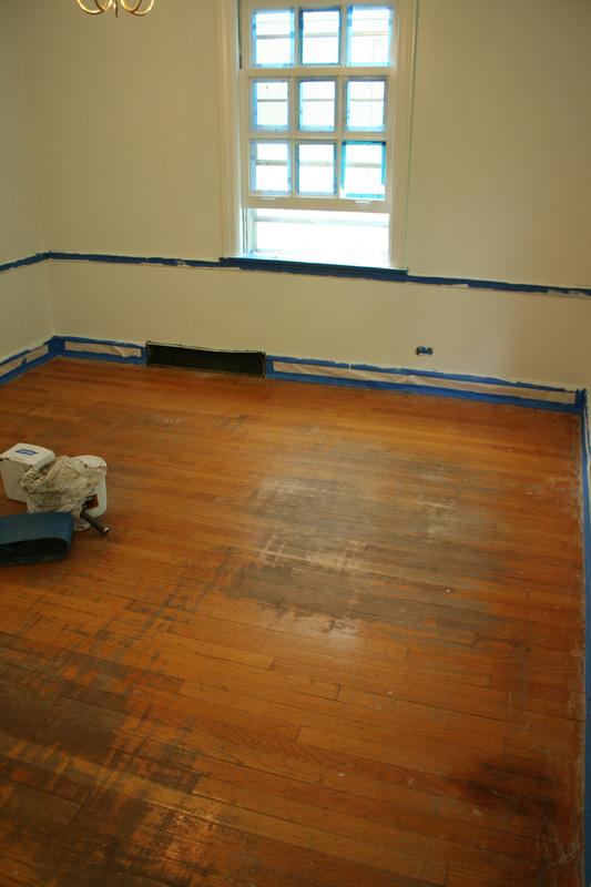 Floors Room Hardwood Painting