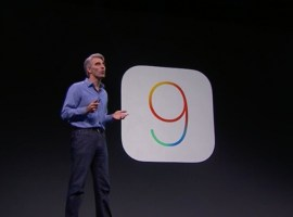 iOS 9 launches at WWDC