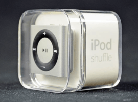 ‪‎iPod‬ shuffle stock disappears from Apple retail stores