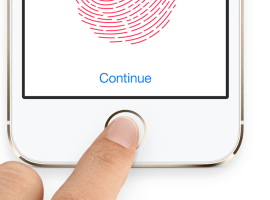 What is Touch ID?