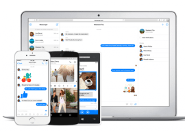 Facebook Messenger now has over 800 million users