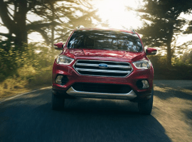 New 2017 Ford Escape in the US will have CarPlay