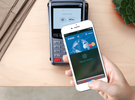 Apple Pay is now available in Italy from today