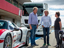 The Grand Tour Season 2 is launching December 8