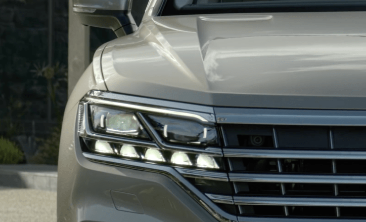 VW shares new trailer for the 2019 Touareg