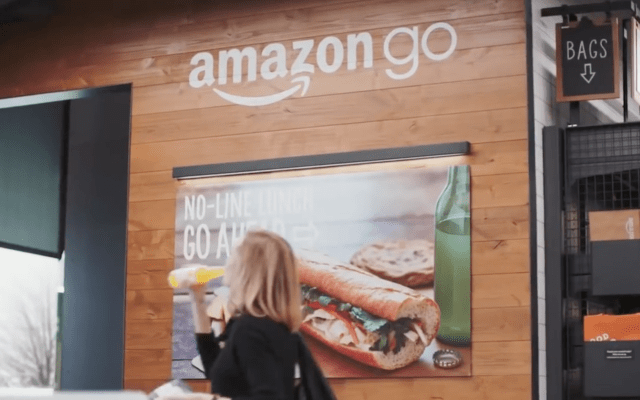 Amazon Go stores are soon coming to Chicago and San Francisco