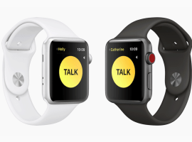 watchOS 5 will turn your Apple Watch into a Walkie Talkie