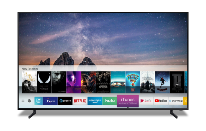 AirPlay 2 and iTunes coming soon to Samsung Smart TVs