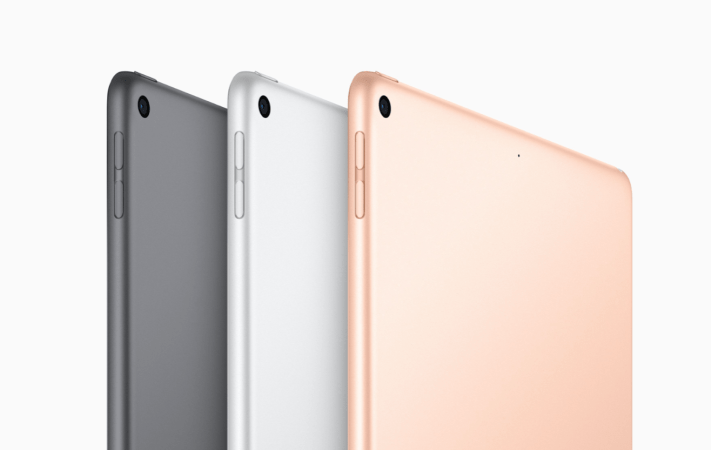 New iPad Air 10.5-inch launched, with Apple Pencil support starting at £479