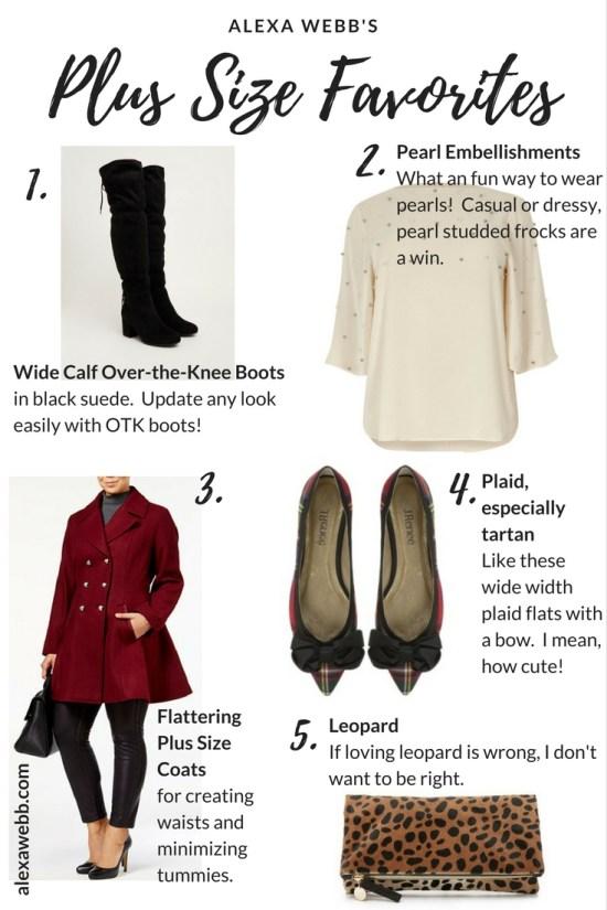 Alexa Webb's Plus Size Fall Favorites #plussize #fall #fashion #alexawebb