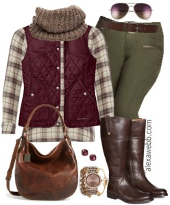 Plus Size Outfit Idea - Plus Size Fashion - Alexa Webb - alexawebb.com