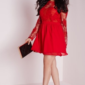 27 Plus Size Party Dresses with Sleeves that Rock! Plus Size Fashion - Alexa Webb alexawebb.com