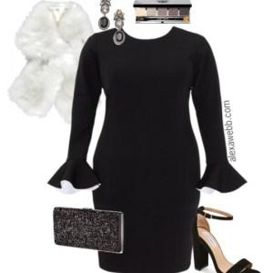 8fcc9b031e5 Plus Size Valentine s Date Outfit - Plus Size Dress - Plus Size Fashion for  Women -