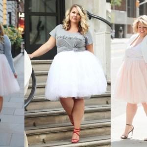 Society+ Plus Size Tutus - Plus Size Fashion for Women - Plus Size Outfit Ideas