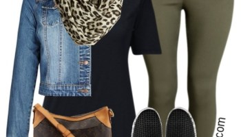 e87db280e4c Weekend Inspiration - Plus Size Casual Outfit