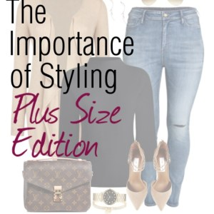 Why Style Plus Size Outfits - The Importance of Styling - Alexa Webb - alexawebb.com