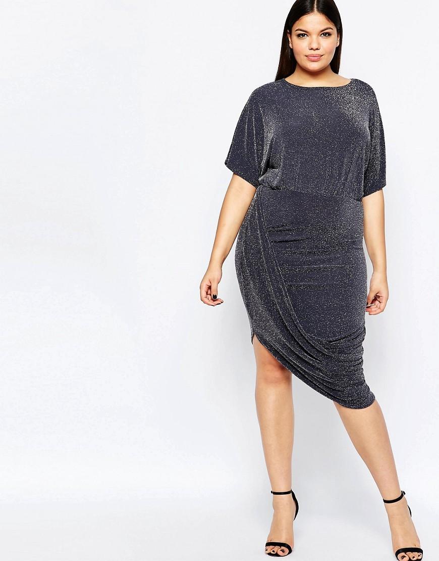 33 Plus Size Wedding Guest Dresses {with Sleeves}!   Plus Size Fashion