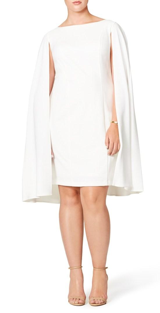 12 Plus Size White Party Dresses Alexa Webb