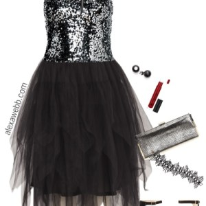 Plus Size Tulle Skirt Outfit Ideas - Plus Size Fashion for Women - alexawebb.com #alexawebb