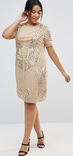 Delicieux 36 Plus Size Wedding Guest Dresses {with Sleeves}