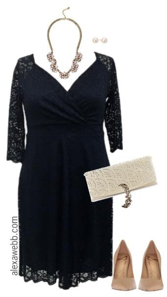 Plus Size Wedding Guest Outfit Ideas Alexa Webb