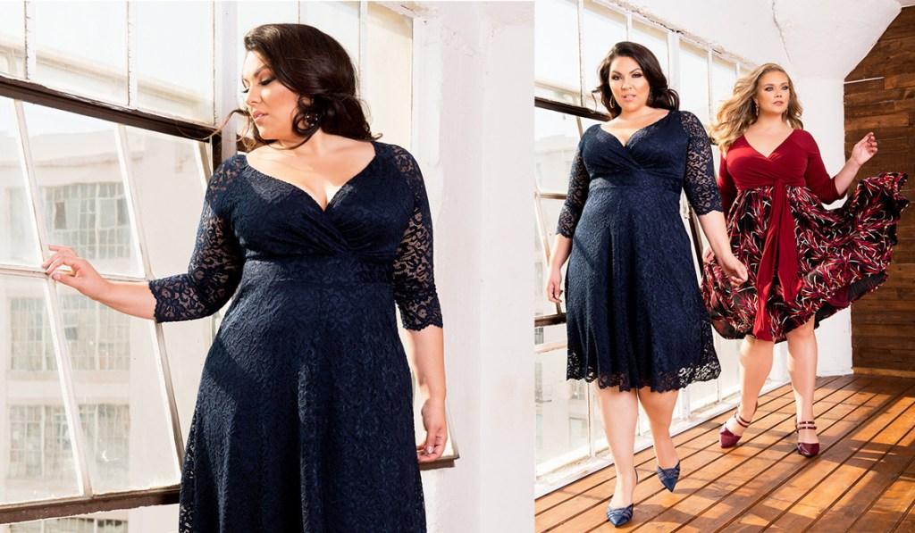 Plus Size Wedding Guest Outfit Ideas - Alexa Webb