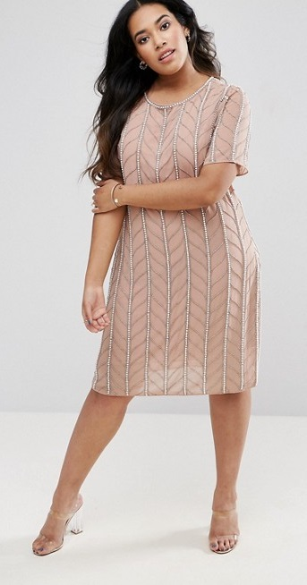 45 Plus Size Wedding Guest Dresses {with Sleeves} - Alexa Webb
