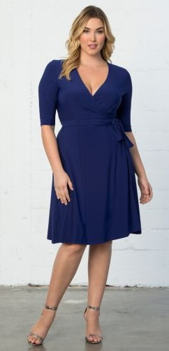 Styling Plus Size Apple Shapes - Plus Size Fashion for Women - alexawebb.com