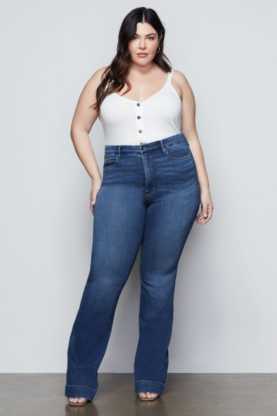 Plus Size Brands to Know - Good American Plus Sizes - #plussize #alexawebb