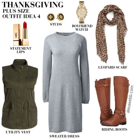 9ac485f1a6c4d Plus Size Thanksgiving Outfits - Plus Size Holiday Outfit - Plus Size Fall  Outfits - Plus