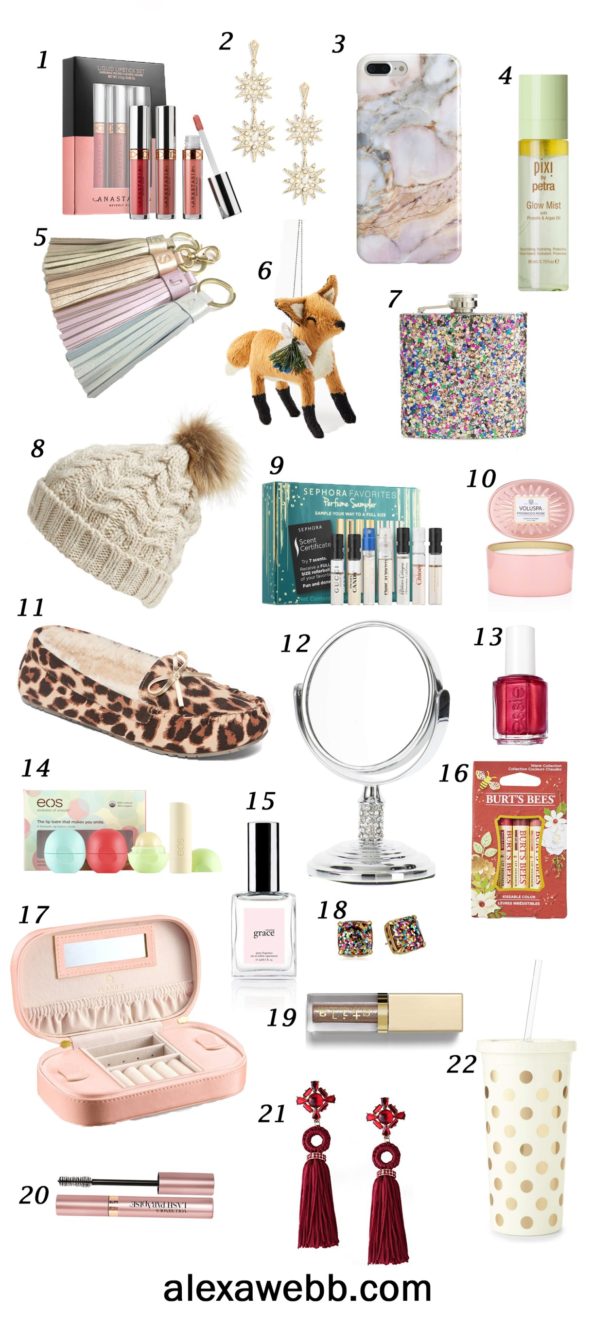 Christmas Gift Ideas For Her.Christmas Gift Ideas Under 25 Alexa Webb