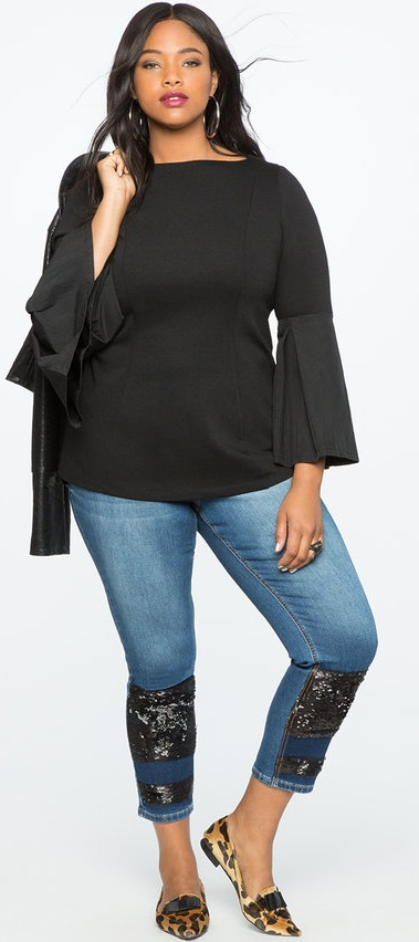 Plus Size Cyber Monday Deals! - Plus Size Fashion for Women - alexawebb.com #alexawebb #plussize
