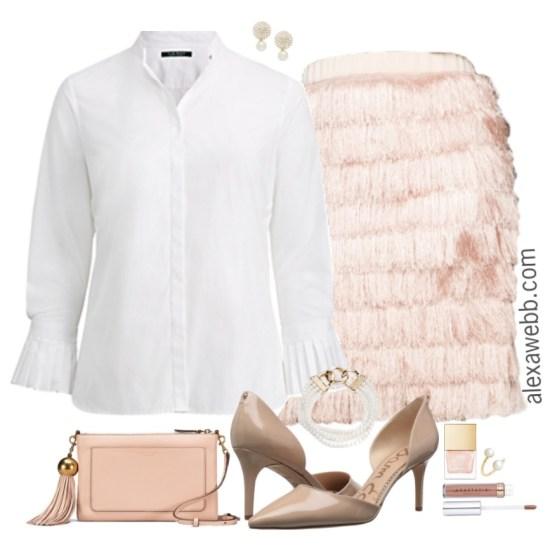 c7acf644e Plus Size Fringe Skirt Outfits - Plus Size NYE Outfit Ideas - Plus Size  Fashion for