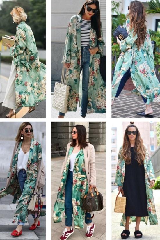 20b384713 Plus Size Spring Kimono Outfit - Alexa Webb %