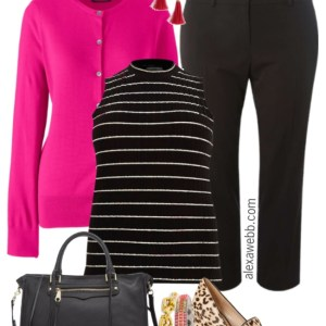 Plus Size Business Casual Outfit - Plus Size Work Outfit - Plus Size Fashion for Women - alexawebb.com #alexawebb