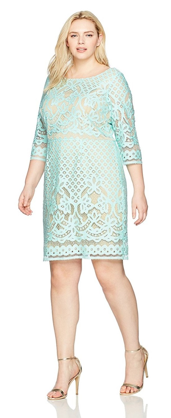 39 Plus Size Spring Wedding Guest Dresses With Sleeves Alexa Webb