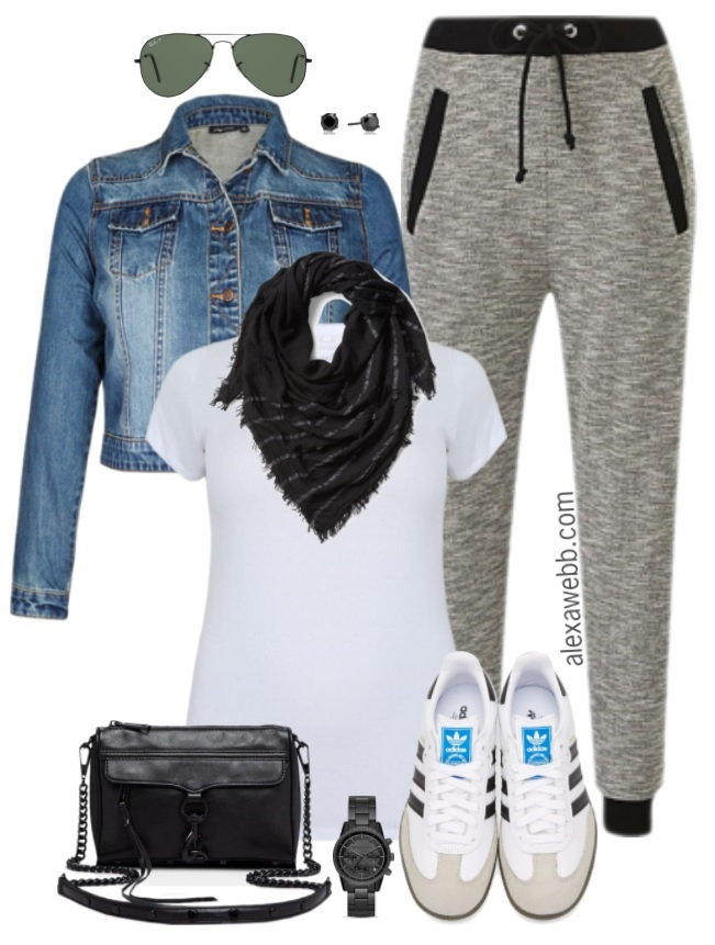 Plus Size Athleisure Outfit