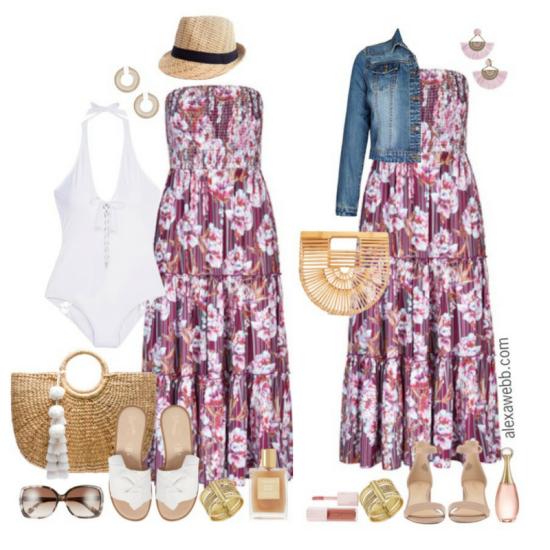 Plus Size Vacation Outfits Alexa Webb