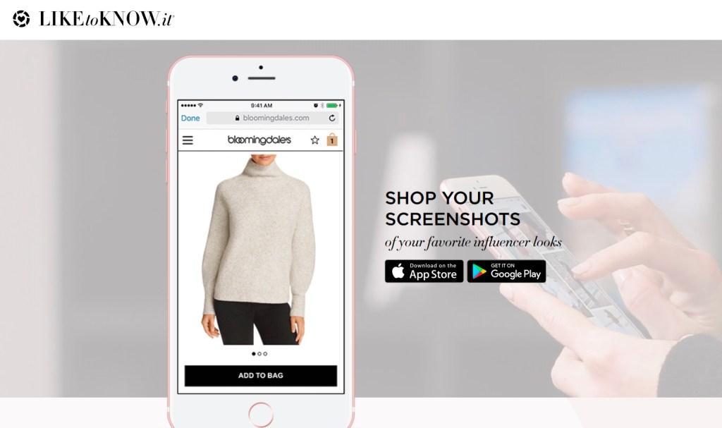 How to Shop My Instagram & Use LiketoKnow.it - alexawebb.com #alexawebb