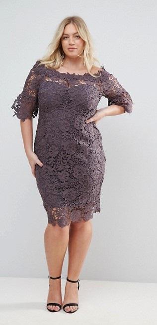 plus-size-wedding-guest-dress-sleeves-alexa-webb-318-22 - Alexa Webb