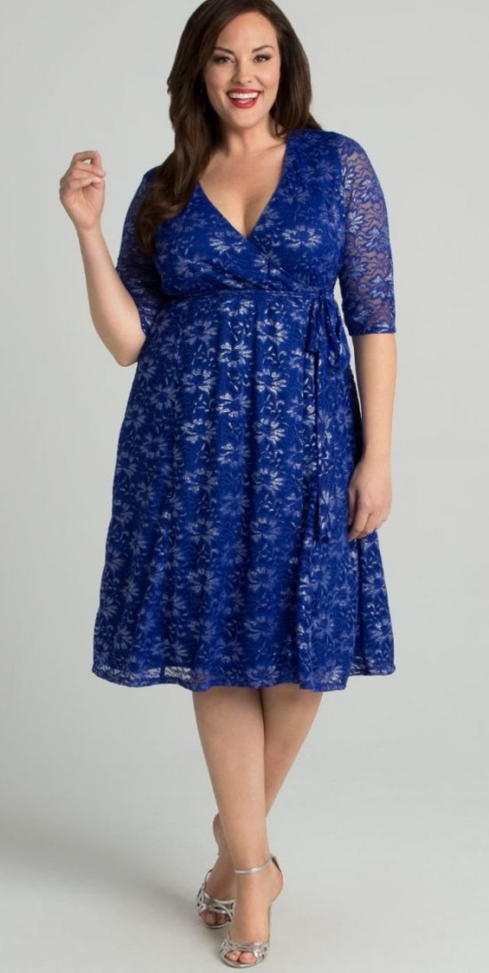 40 Plus Size Spring Wedding Guest Dresses With Sleeves Alexa Webb