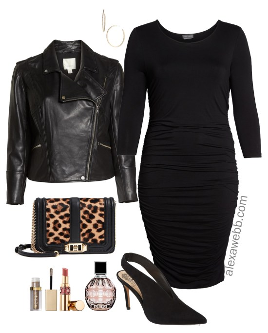 Plus Size Little Black Dress Outfits