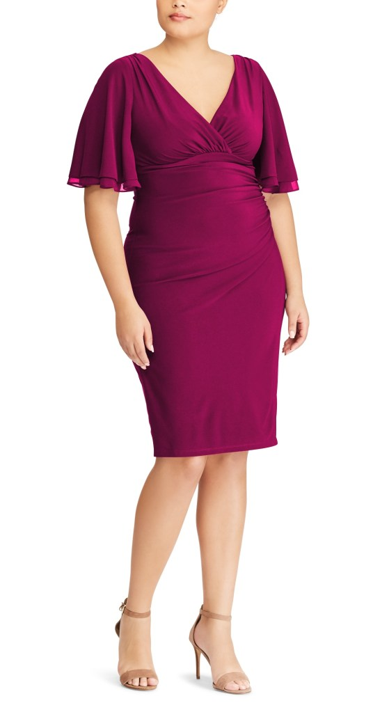 43 Plus Size Wedding Guest Dresses {with Sleeves} - Alexa Webb