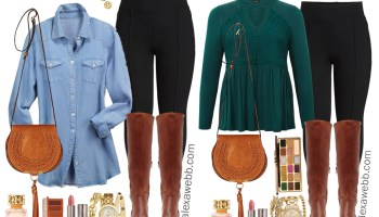 0ceae0724f126 Plus Size Casual Christmas Day Outfit Ideas – Part 2 - Alexa Webb