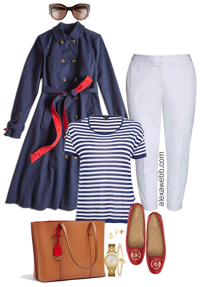 Plus Size Spring Business Casual Outfit - Plus Size Summer Work Outfit - Plus Size Fashion for Women - alexawebb.com #plussize #alexawebb