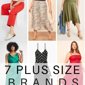 Plus Size Brands to Know - Anthropologie Plus Sizes - alexawebb.com #plussize #alexawebb