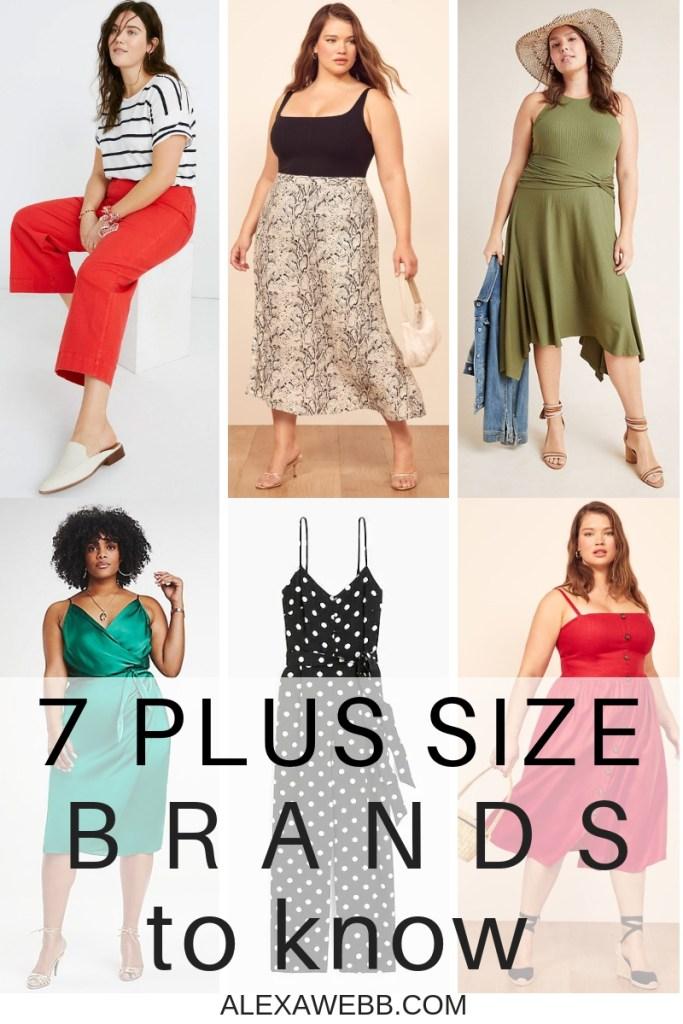 Plus Size Brands to Know - Anthropologie Plus Sizes - alexawebb.com #plussize #alexawebb