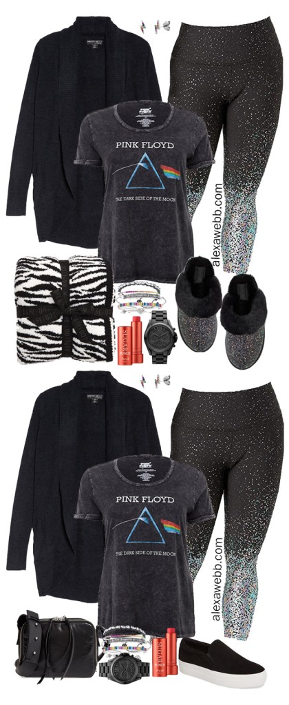 Plus Size Winter Loungewear - Alexa Webb