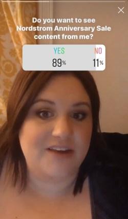 Nordstrom Anniversary Sale 2020 Vote - Alexa Webb