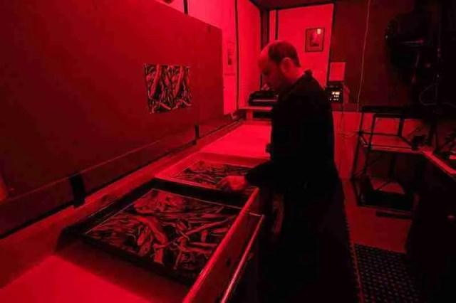 Traditional Darkroom printmaking